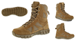 New Reebok Sublite Cushion Tactical, AR670-1 Compliant boot, brings lightweight cushioning to military footwear