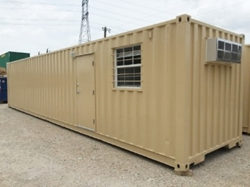 containerized buildings