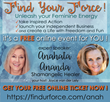 Shamanic Healer and Soul Guide Anahata Ananda Featured as a Guest Expert on Finding Balance on the Find Your Force Summit