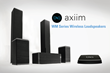Axiim WM Series Wireless Loudspeakers