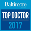 "Dr. Sonny Goel Named ""Top Doctor"" for Second Year in a Row by Baltimore Magazine"