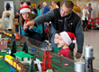 Holiday Family Fun Chugs into Military Aviation Museum with Annual Model Train Show