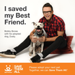Nationally-Syndicated On-Air Personality Bobby Bones Says 'Let's Love' The Dogs Who Love Us