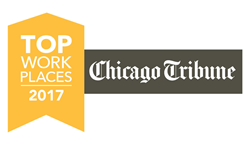 First Centennial Mortgage in Chicago Tribune Top 100 Workplaces 2017