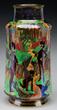 Wedgwood Fairyland Lustre Goblin Vase, estimated at $7,000-10,000.