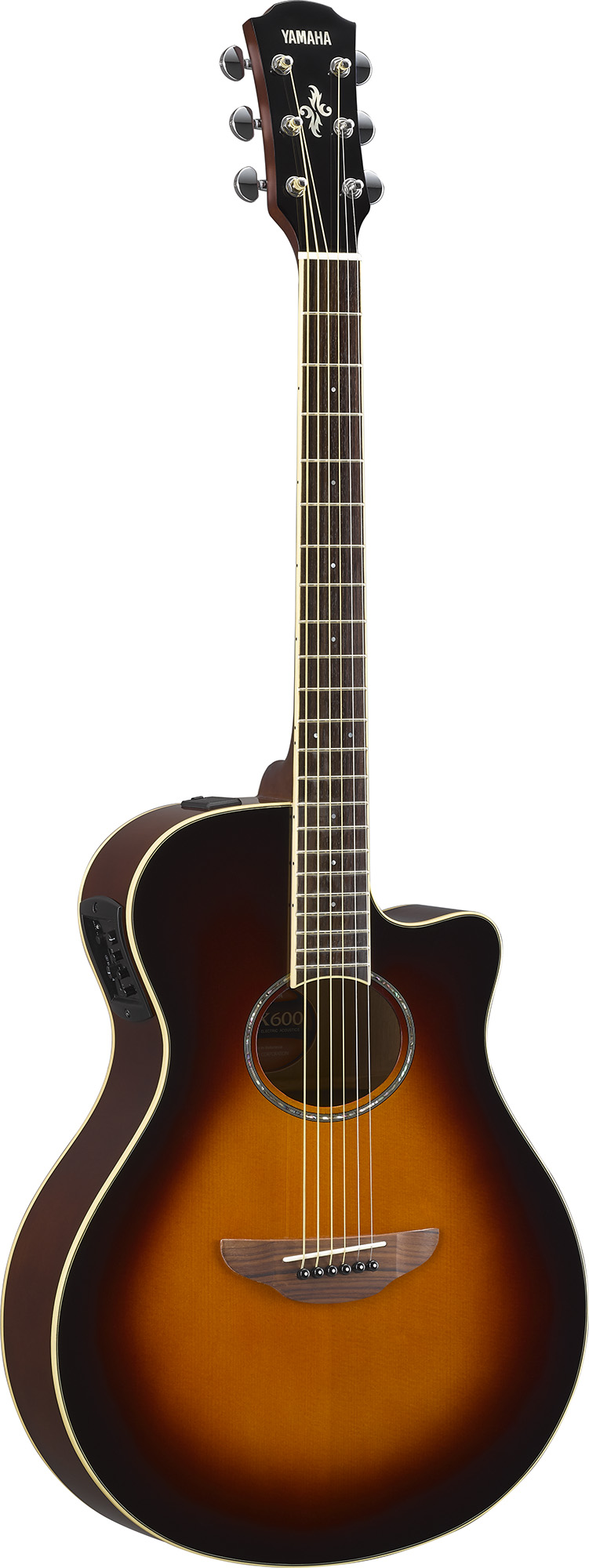 yamaha apx600 improves upon number one acoustic electric guitar in u s. Black Bedroom Furniture Sets. Home Design Ideas