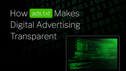 Bench - How ads.txt Makes Advertising Transparent Infographic