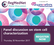 Asymmetrex Co-Sponsors Expert Panel Discussion on Stem Cell Characterization with Regenerative Medicine Social Media Network RegMedNet