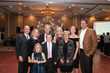 Alba family photo at Cancer Hope Network Chrysalis Gala.