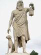 Diogenes Looking for an Honest Man in Ancient Greece