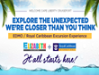 Elizabeth Becomes Newest Excursion Destination for Royal Caribbean Cruise Lines Passengers Disembarking from Cape Liberty Cruise Port