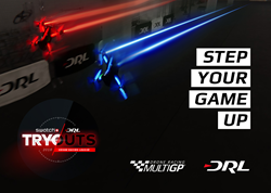 The Drone Racing League (DRL) and MultiGP Drone Racing Announce Simulator Partnership Surrounding the 2018 Swatch DRL Tryouts