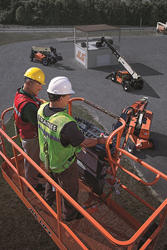 SmartLoad Technology and AccessReady Training from JLG Take Gold in Lift and Access Competition