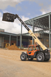 JLG 1644 and 1732 (pictured) telehandlers  took home the silver in LLEAP awards.