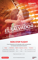 Avianca Airlines Launches New Flight & its Featured Destination- Elizabeth, New Jersey