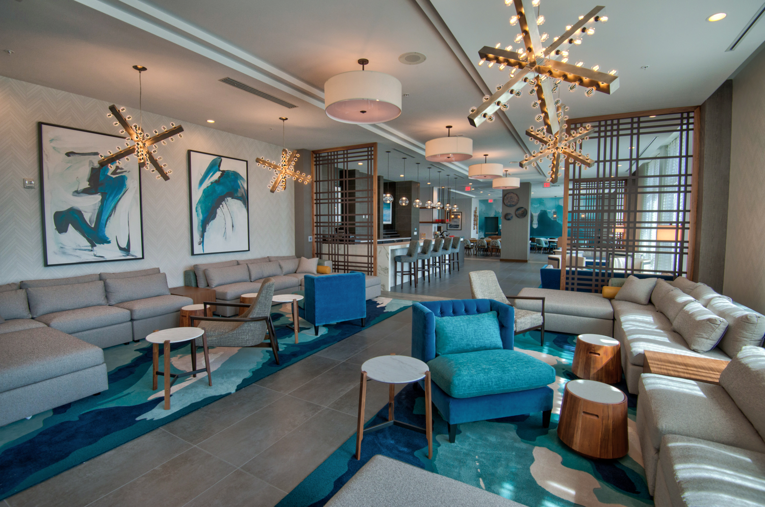 Naples Hotel Group Opens The Towneplace Suites Miami Airport