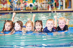 Kids Swimming Lessons in Sugarland