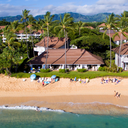 New Kauai vacation rentals at Kiahuna Plantation