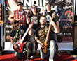 Gravity Layne Band Alternative  Rock Band Back Role Rudy Salinas Geraldine Herald  Ivan Cortina  Esteban Moreno