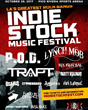 Indie Stock Music Festival 2017 held at the Pico Rivera Sports Arena 