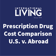 Eye-Popping Healthcare Savings: New Report Finds Medication Prices Much Lower Outside the U.S. – Internationalliving.com