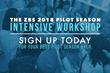 The ZBS 2018 Pilot Season Intensive Workshop