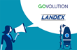 Govolution, a Leader in ePayment Solutions, and LANDEX Launch Key Partnership