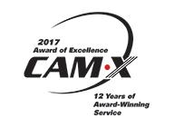 call center services award of excellence CAM-X