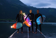 Lume Cube Links up With Devin Supertramp and Takes the World's Best Extreme Sports Athletes to Switzerland for Their Biggest Production to Date…at Night!