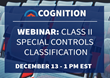 Cognition Corporation Hosts Special Controls Webinar