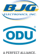 BJG Electronics Named A Stocking Distributor for ODU-USA