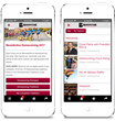 Benedictine College uses a custom-branded app from MobileUp Software to reach students.