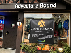 Bitcoin Gains Acceptance By Retailers