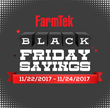 FarmTek Announces Biggest Savings of the Year