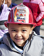 Firefighters for Operation Warm Give 250,000 New Coats to Kids in Need, Set Sights on #GivingTuesday