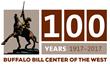Buffalo Bill Center of the West Centennial logo