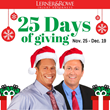 Arizona Law Offices of Lerner and Rowe Host Fourth Semi-Annual  25 Days of Giving Contest