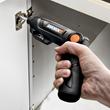 WORX Forcedriver fastening cabinet door hinge
