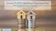 "Financial Poise™ Premieres ""Green/LEED Building Opportunities,"" a Webinar, Airing November 28th, 2pm CST Through West LegalEdcenter"