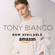 Tony Bianco Now Available On Amazon USA