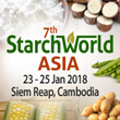 Strategic Summit on Asia's Cassava Starch Prospects, Policy Changes, Innovations opens on 23-25 January 2018