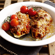 Warm Up Autumn with Baked Aubergine and Parma Ham