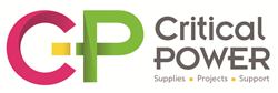 Critical Power Supplies logo