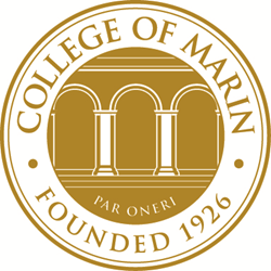 College of Marin seal