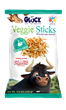 Glück Brands Salt & Vinegar Flavor Veggie Sticks