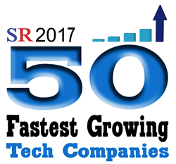 Approyo Named Among '50 Fastest Growing Tech Companies 2017' by The Silicon Review Magazine