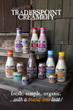 Traders Point Creamery Updates Product Labels, Adds Home Delivery!