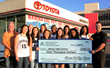 Marina del Rey Toyota Sponsors Local High School Basketball Team