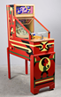 1949 Chicago Coin Midget Skee Ball, estimated at $25,000 – 35,000.