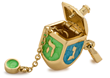 jewish charms, jewish jewelry, dreidels, chanukah gifts, black friday deals, new jewelry